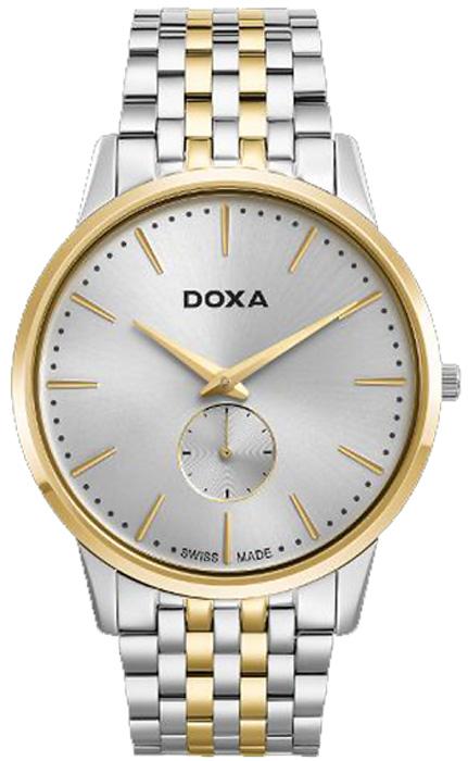 Zegarek Doxa D155TWH - duże 1