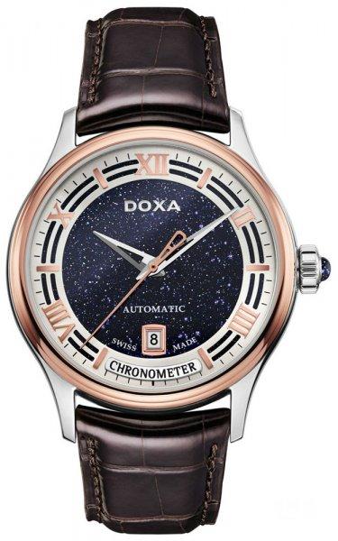 Doxa D198RBU Grandemetre Blue Planet