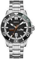 Zegarek męski Doxa shark ceramica D200SGN - duże 1