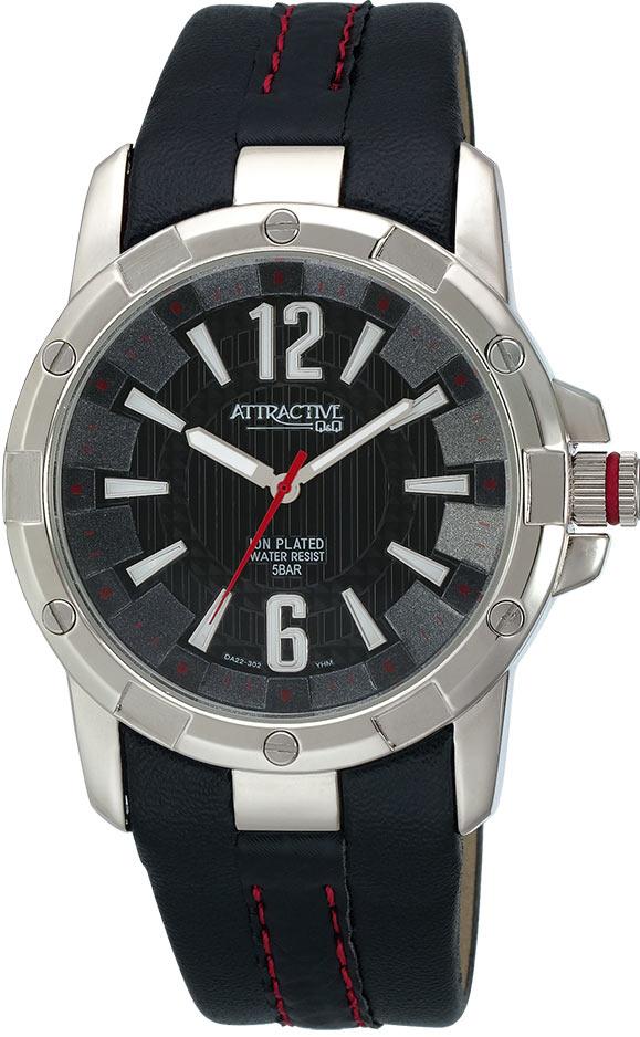 Zegarek QQ DA22-302 - duże 1
