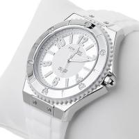 Zegarek damski QQ damskie DA37-304 - duże 2