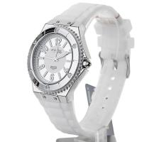 Zegarek damski QQ damskie DA37-304 - duże 3