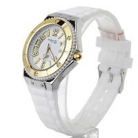 Zegarek damski QQ damskie DA37-504 - duże 3