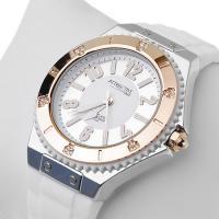 Zegarek damski QQ damskie DA37-514 - duże 2