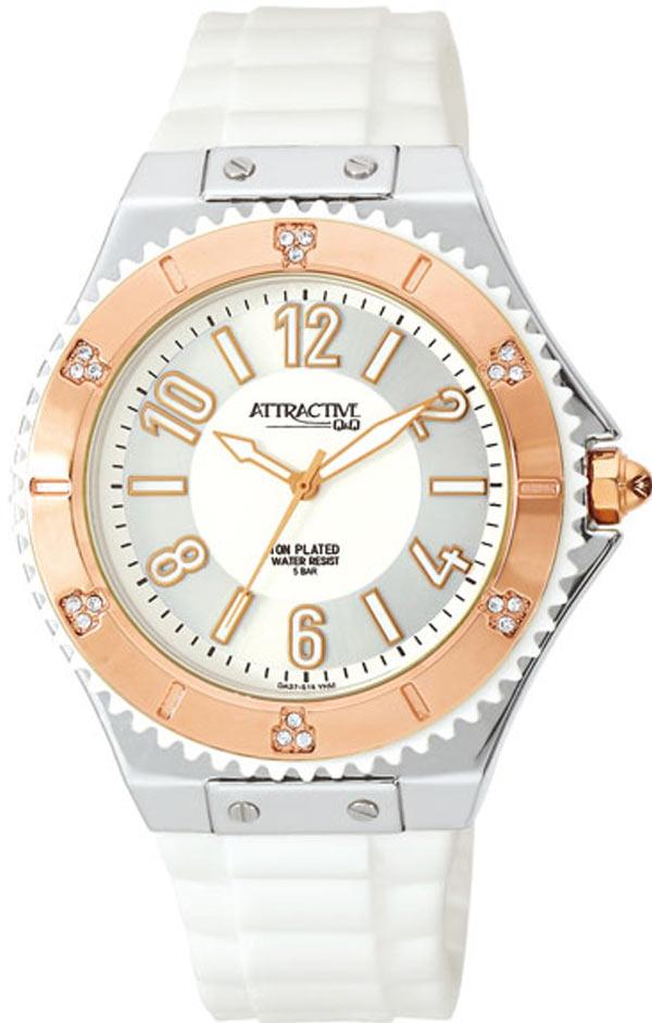 Zegarek QQ DA37-514 - duże 1