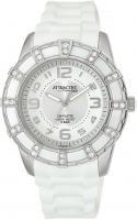 Zegarek damski QQ damskie DA39-304 - duże 1