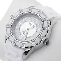 Zegarek damski QQ damskie DA39-304 - duże 2