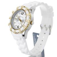 Zegarek damski QQ damskie DA39-504 - duże 3