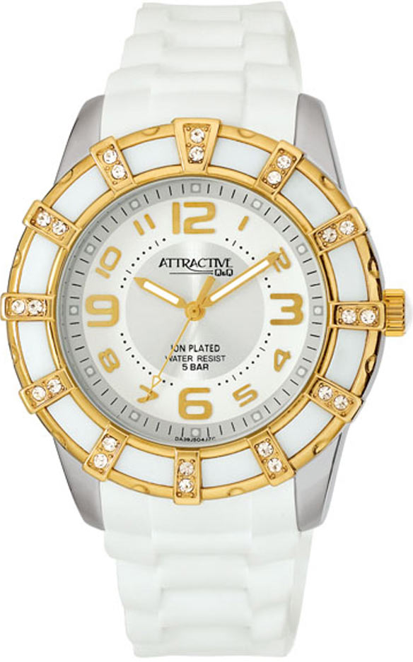 Zegarek QQ DA39-504 - duże 1