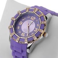 Zegarek damski QQ damskie DA39-505 - duże 2