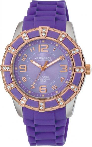 Zegarek QQ DA39-505 - duże 1