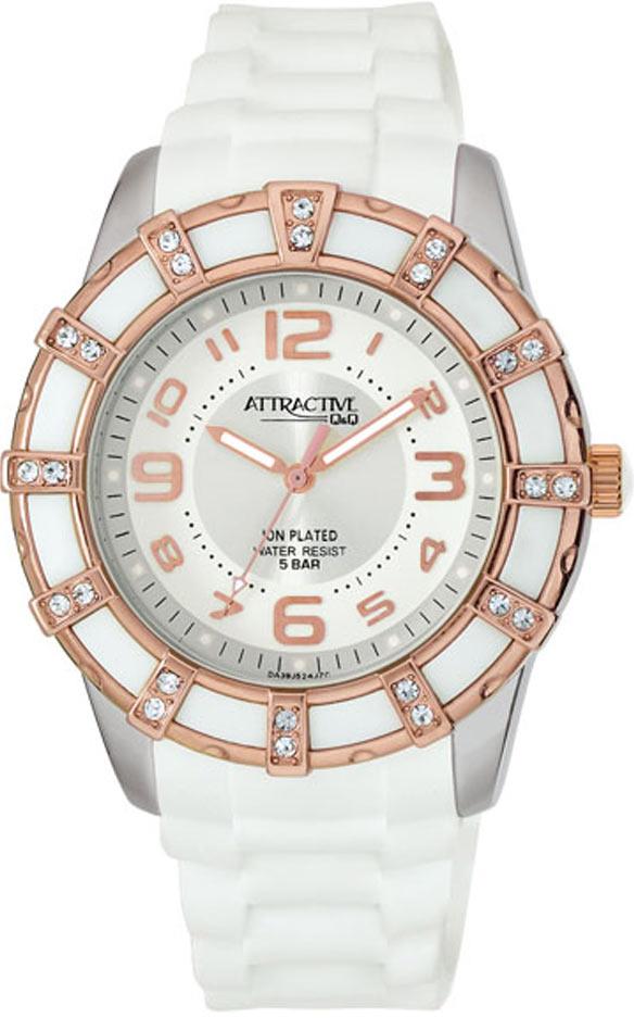 DA39-524 - zegarek damski - duże 3