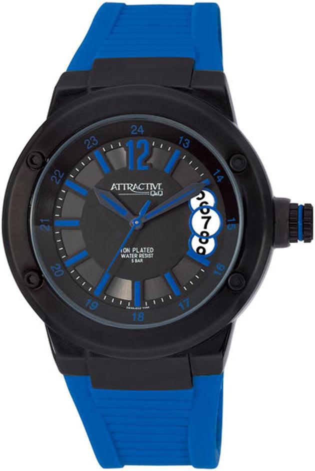 Zegarek QQ DA40-532 - duże 1