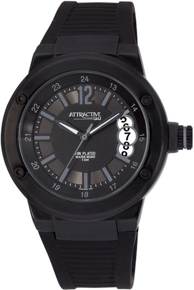Zegarek QQ DA40-542 - duże 1