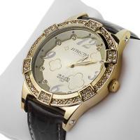 Zegarek damski QQ damskie DA47-103 - duże 2