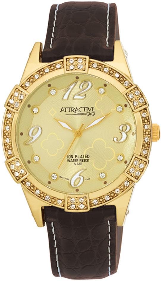 Zegarek QQ DA47-103 - duże 1