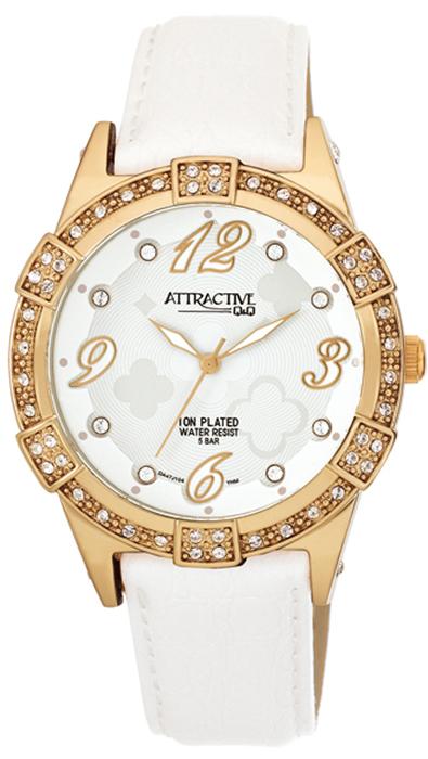 Zegarek QQ - damski  - duże 3