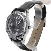 Zegarek damski QQ damskie DA47-305 - duże 3
