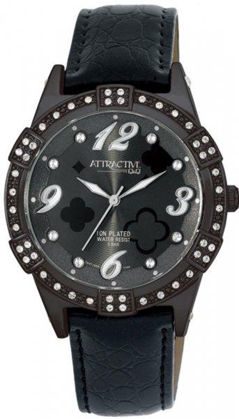 Zegarek QQ DA47-505 - duże 1