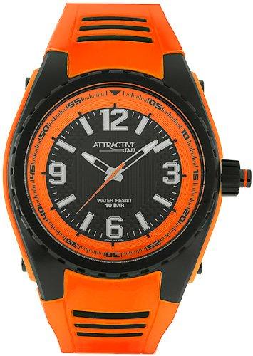 Zegarek QQ DA48-001 - duże 1