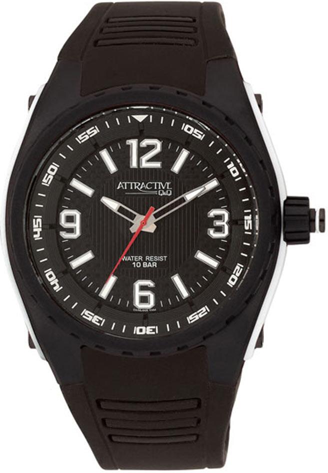 Zegarek QQ DA48-003 - duże 1