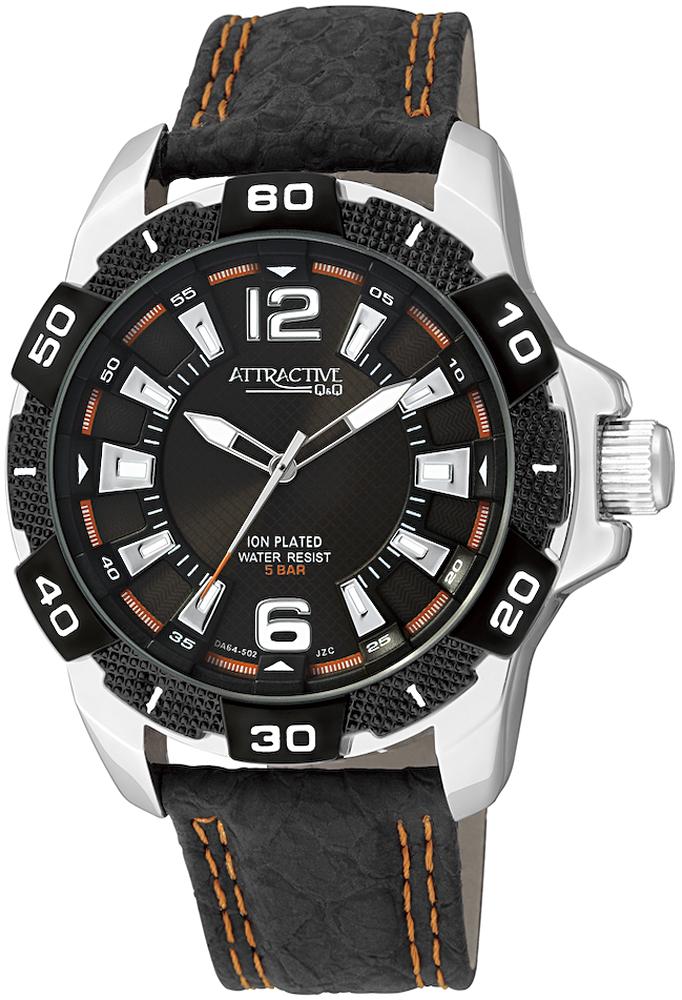 DA64-502 - zegarek męski - duże 3