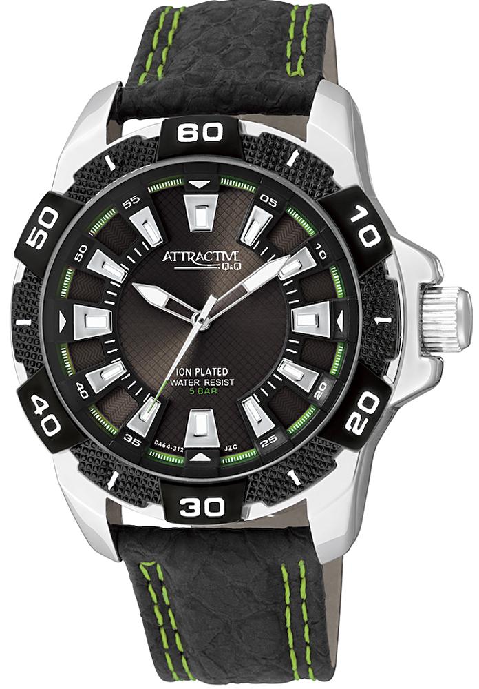 DA64-512 - zegarek męski - duże 3