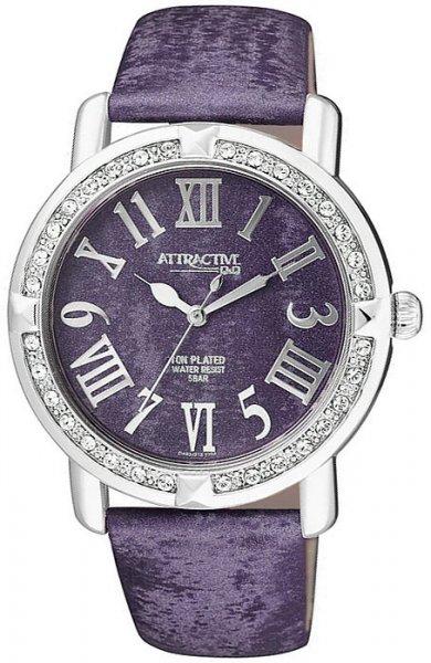 DA93-305 - zegarek damski - duże 3