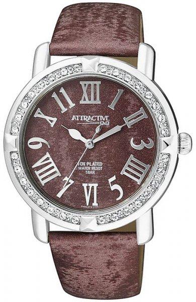 DA93-315 - zegarek damski - duże 3