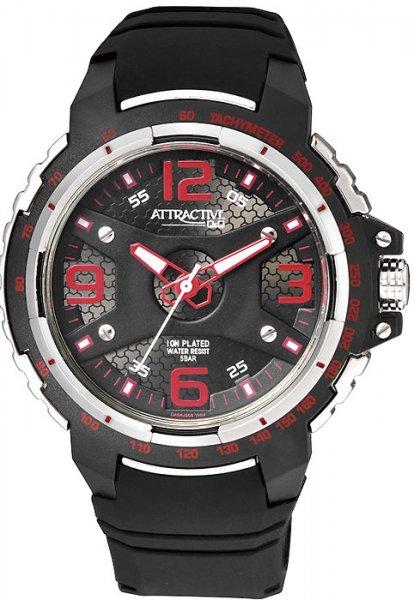 DA94-305 - zegarek męski - duże 3