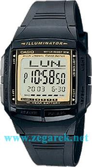Zegarek męski Casio sportowe DB-36-9A - duże 1