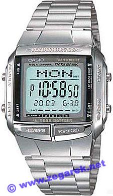 Zegarek Casio DB-360-1A - duże 1