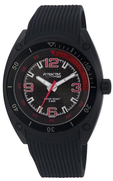 Zegarek QQ DB04-001-POWYSTAWOWY - duże 1