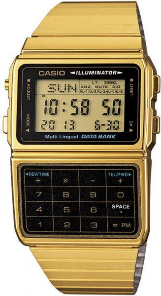 DBC-611GE-1EF - zegarek męski - duże 3
