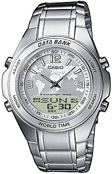 Zegarek Casio DBW-30D-7AVEF - duże 1