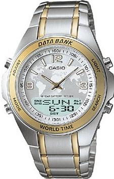 Casio DBW-30SG-7A Analogowo - cyfrowe