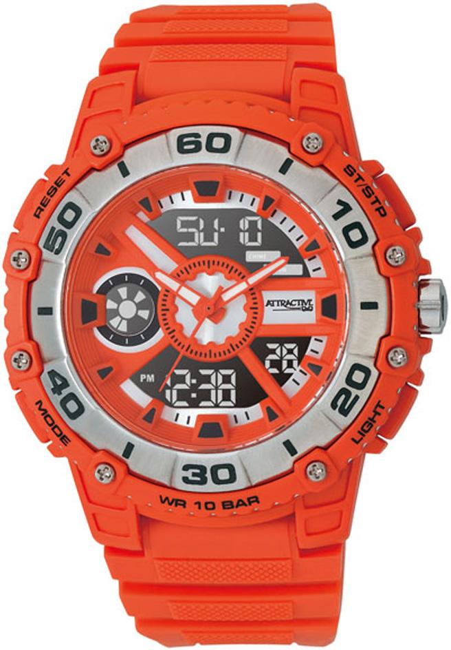 Zegarek QQ DE10-312 - duże 1