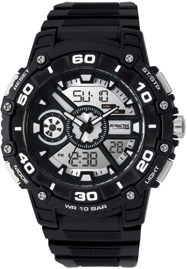 Zegarek QQ DE10-501 - duże 1