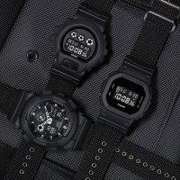 Zegarek męski Casio G-SHOCK g-shock original DW-5600BBN-1ER - duże 2