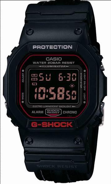 G-Shock DW-5600CL-1ER G-Shock Strongtimer