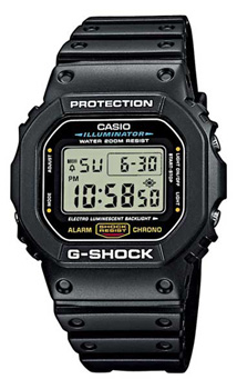 zegarek męski Casio G-Shock DW-5600E-1VZ
