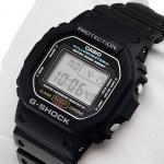 Zegarek męski Casio g-shock original DW-5600E-1VZ - duże 3