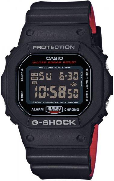 G-Shock DW-5600HR-1ER G-SHOCK Original BLACK AND RED HERITAGE