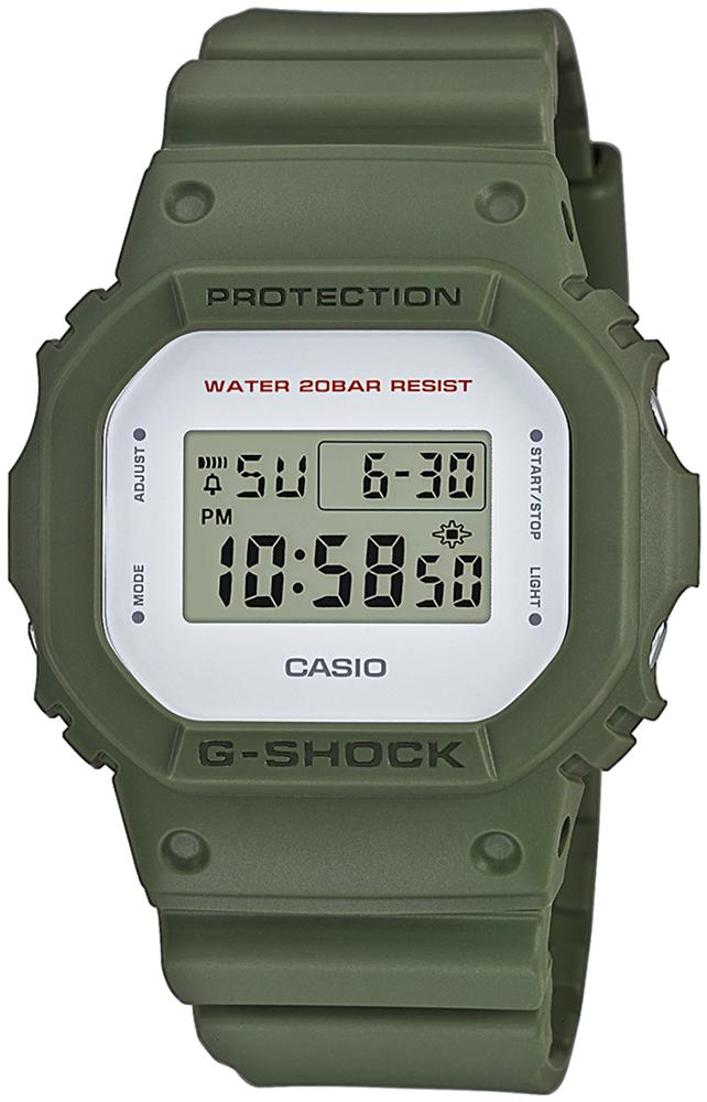Zegarek Casio G-SHOCK DW-5600M-3ER - duże 1