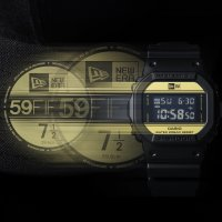 Zegarek męski Casio G-SHOCK g-shock specials DW-5600NE-1ER - duże 2