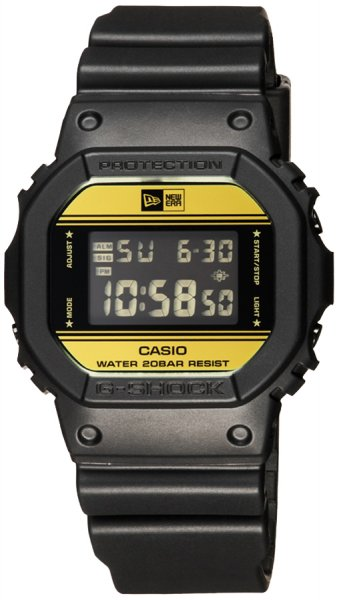 Zegarek Casio G-SHOCK DW-5600NE-1ER - duże 1