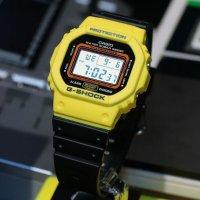 Zegarek męski Casio g-shock DW-5600TB-1ER - duże 2
