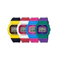 Zegarek męski Casio g-shock DW-5600TB-1ER - duże 3