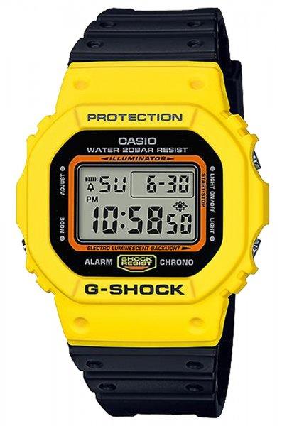 Zegarek Casio DW-5600TB-1ER - duże 1