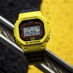 Zegarek męski Casio g-shock DW-5600TB-1ER - duże 6
